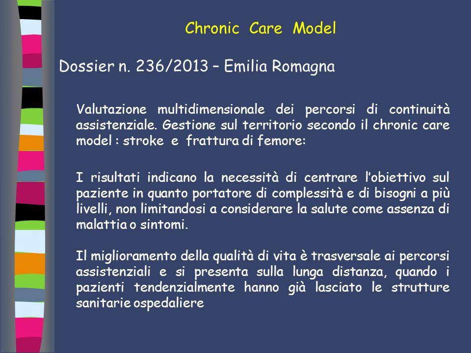 Dossier n. 236/2013 – Emilia Romagna