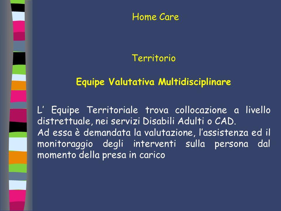 Equipe Valutativa Multidisciplinare