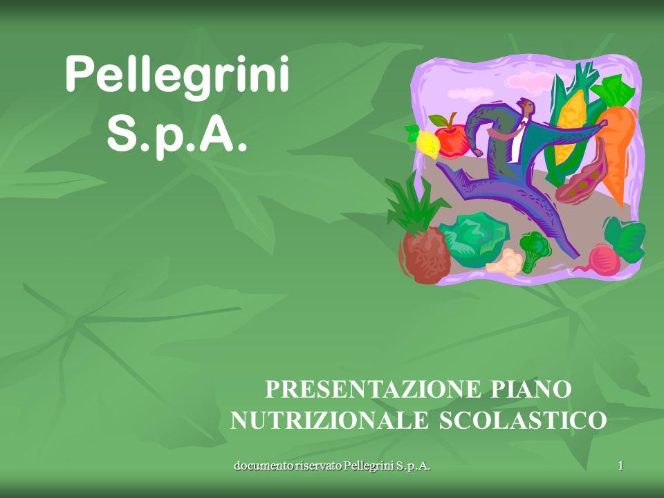 Pellegrini S.p.A. Sistema di Autocontrollo dell igiene