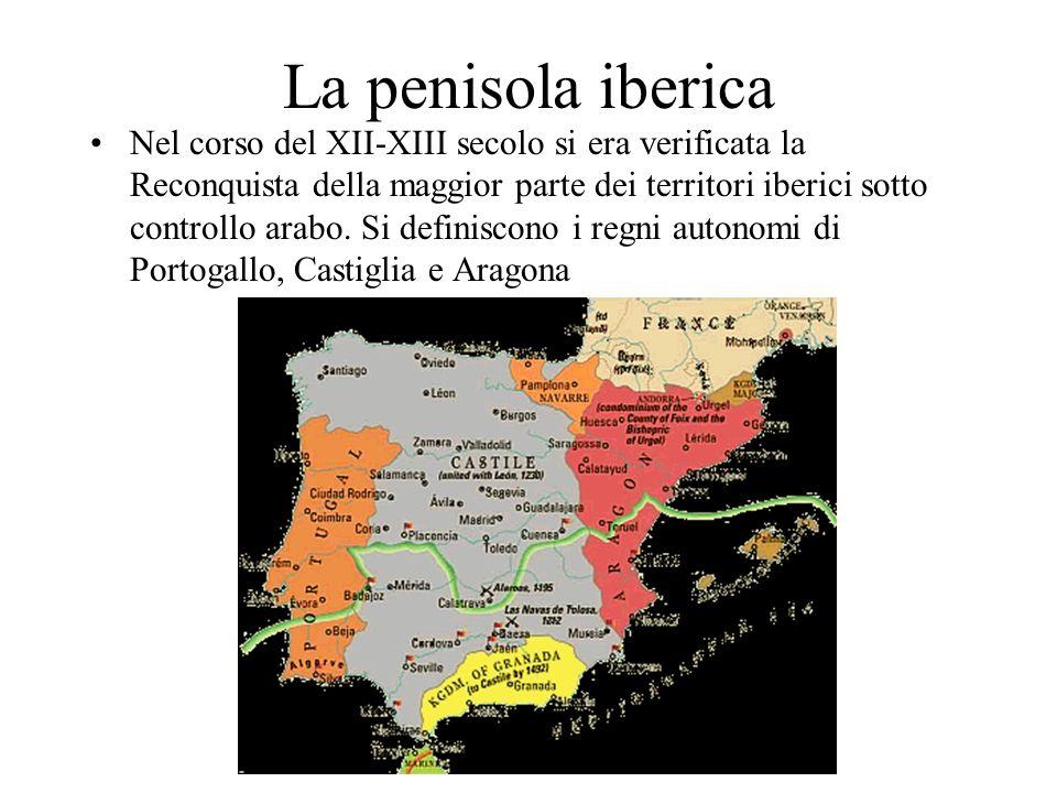 La penisola iberica
