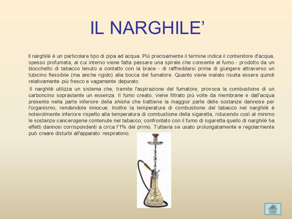 IL NARGHILE'