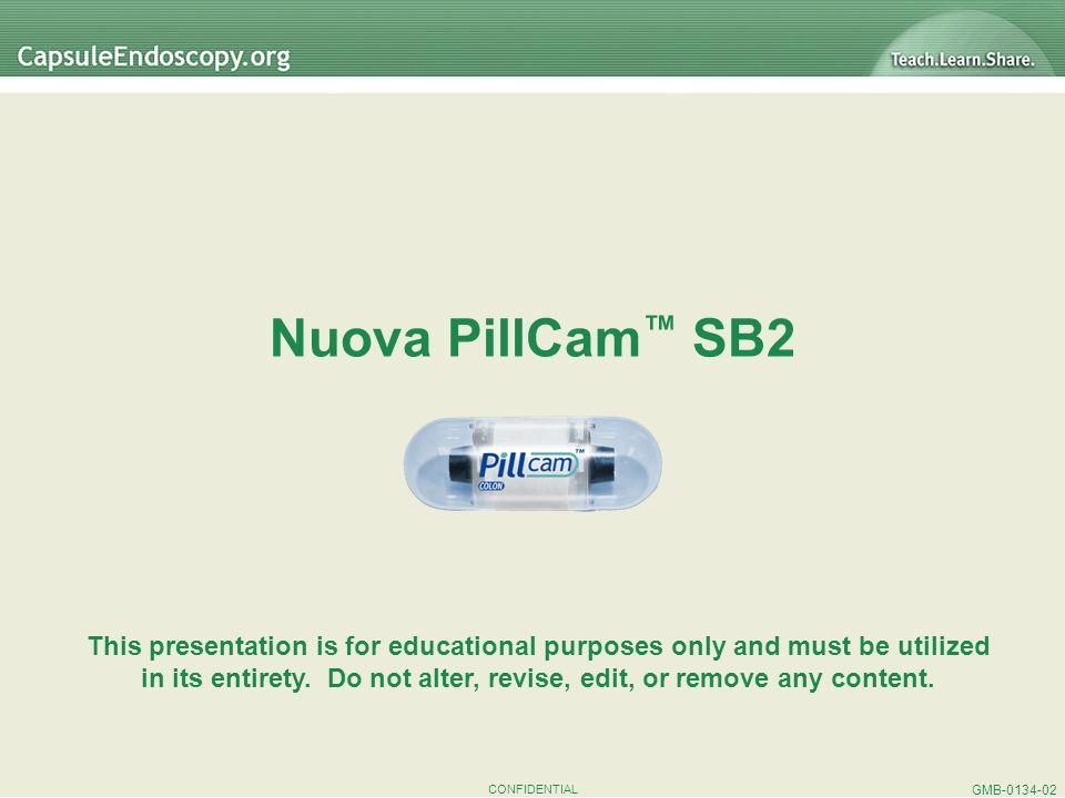 Nuova PillCam™ SB2