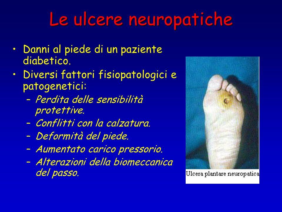 Le ulcere neuropatiche
