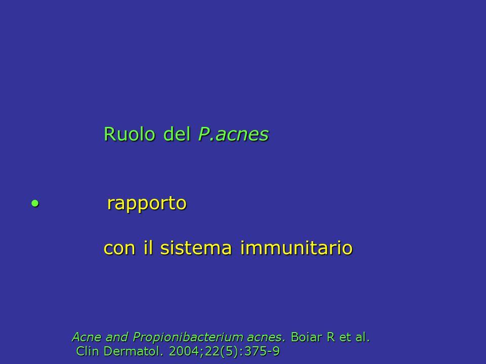 con il sistema immunitario