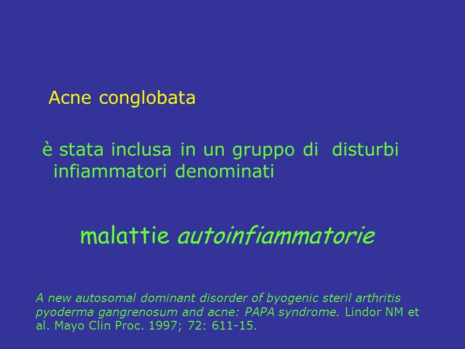 malattie autoinfiammatorie