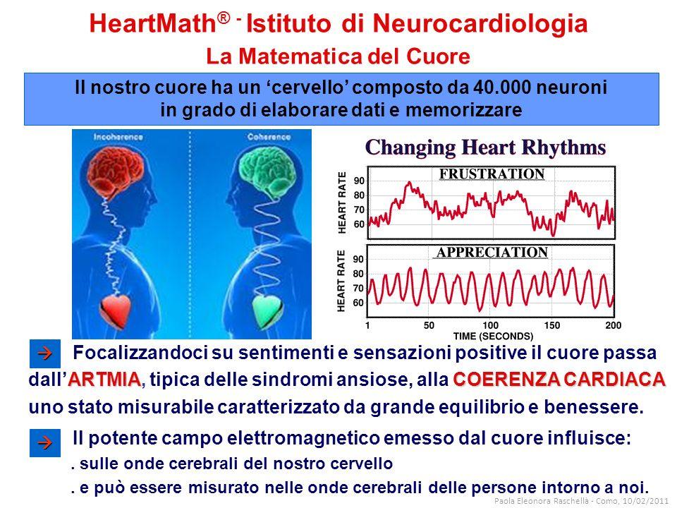 HeartMath® - Istituto di Neurocardiologia