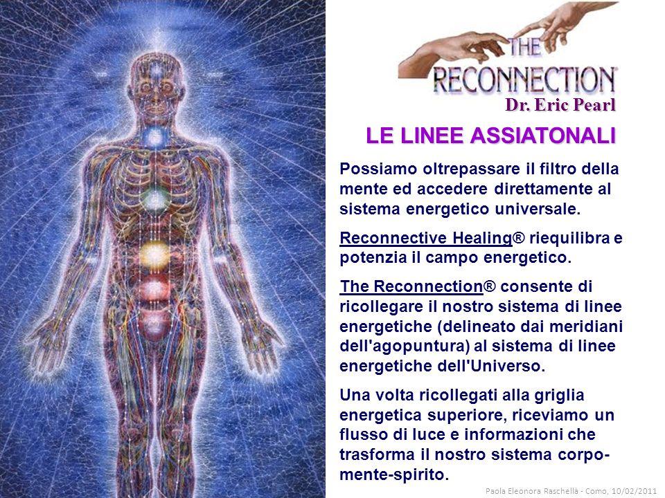 LE LINEE ASSIATONALI Dr. Eric Pearl