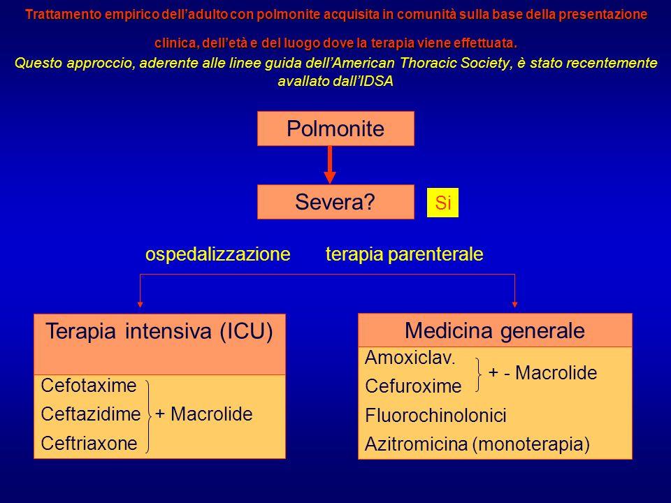 Terapia intensiva (ICU)