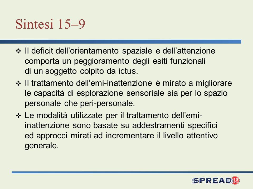 Sintesi 15–9