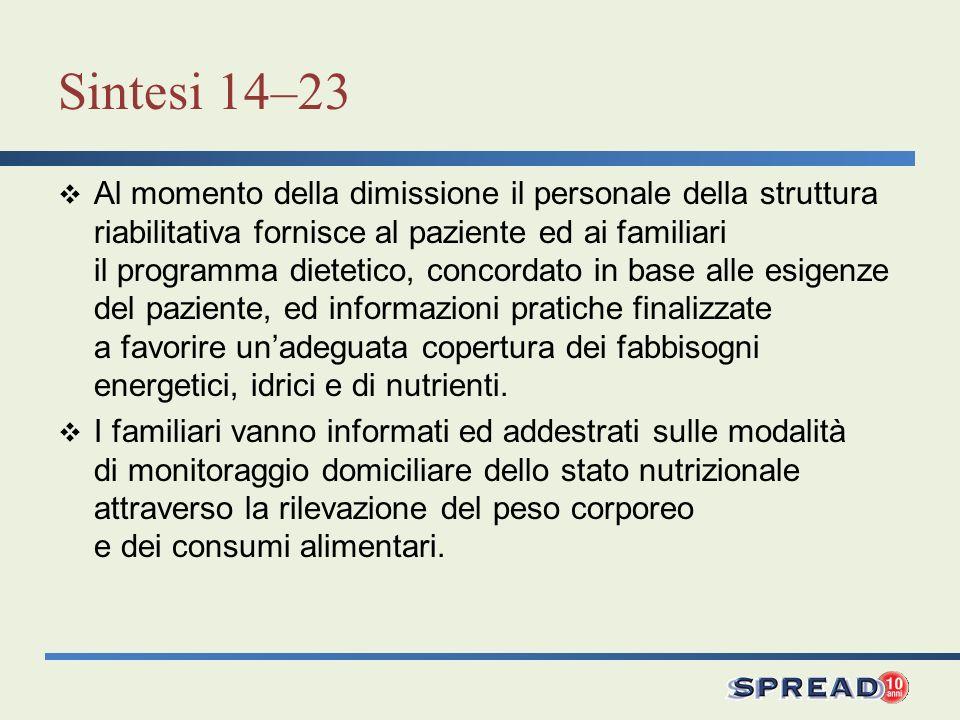 Sintesi 14–23
