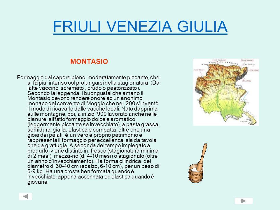 FRIULI VENEZIA GIULIA MONTASIO