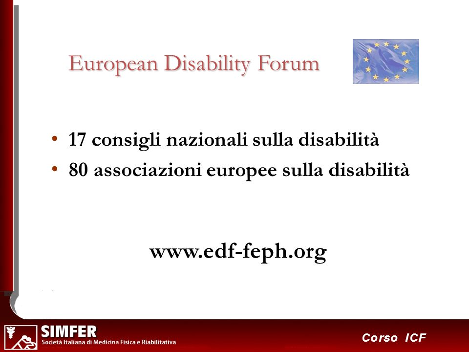 European Disability Forum