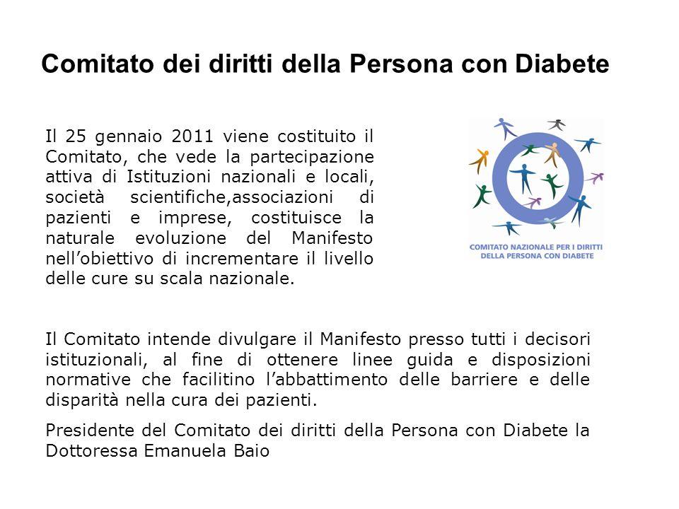 Comitato dei diritti della Persona con Diabete