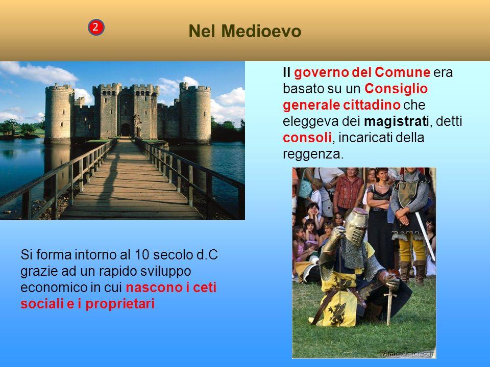 Nel Medioevo 2.