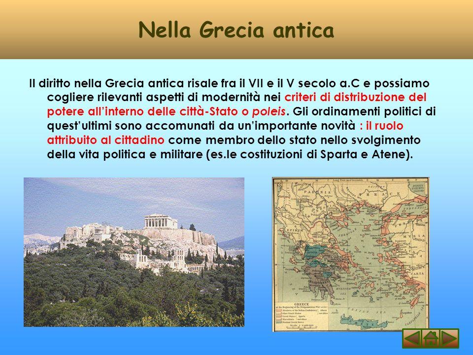Nella Grecia antica