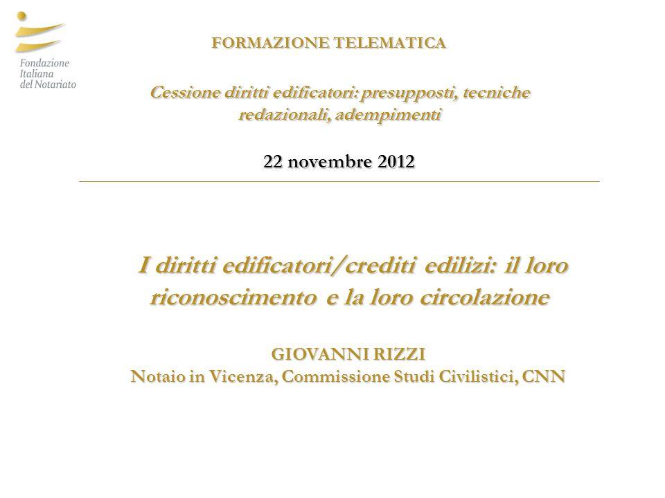 Notaio in Vicenza, Commissione Studi Civilistici, CNN