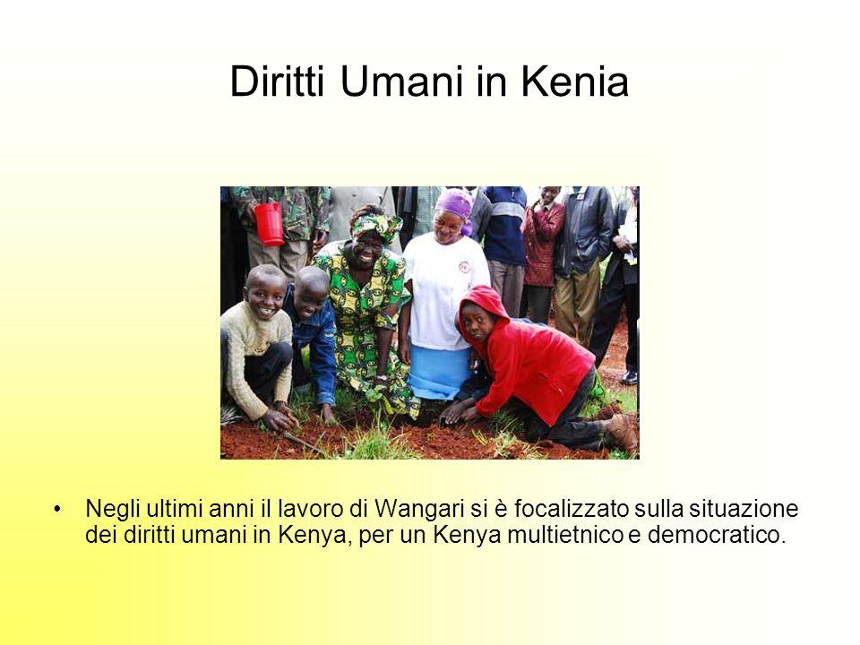 Diritti Umani in Kenia
