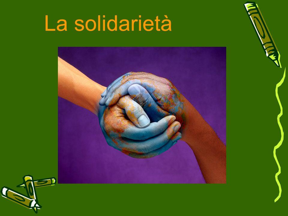 La solidarietà