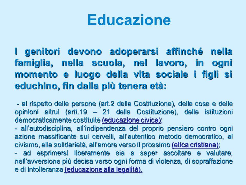 Educazione