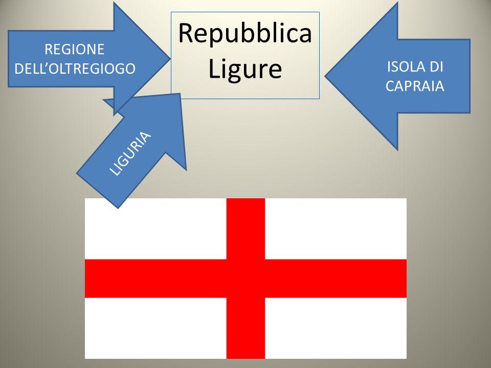 REGIONE DELL'OLTREGIOGO