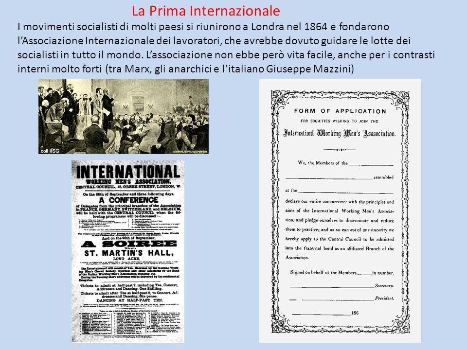 La Prima Internazionale