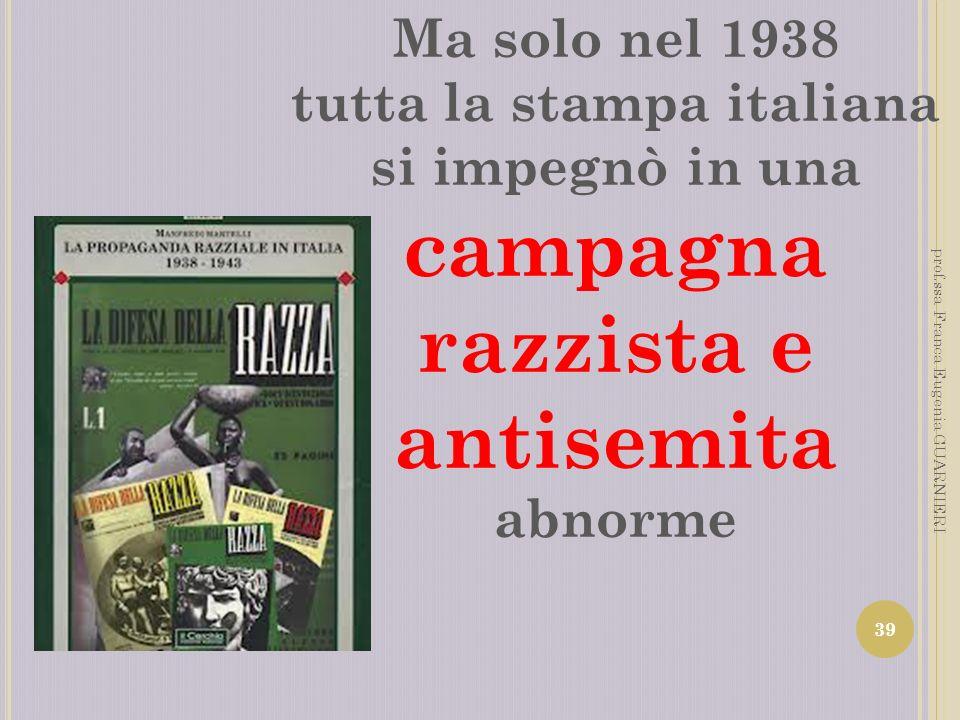 tutta la stampa italiana