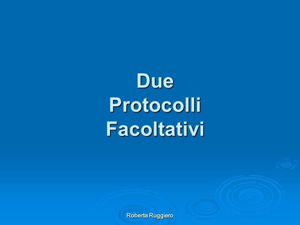 Due Protocolli Facoltativi