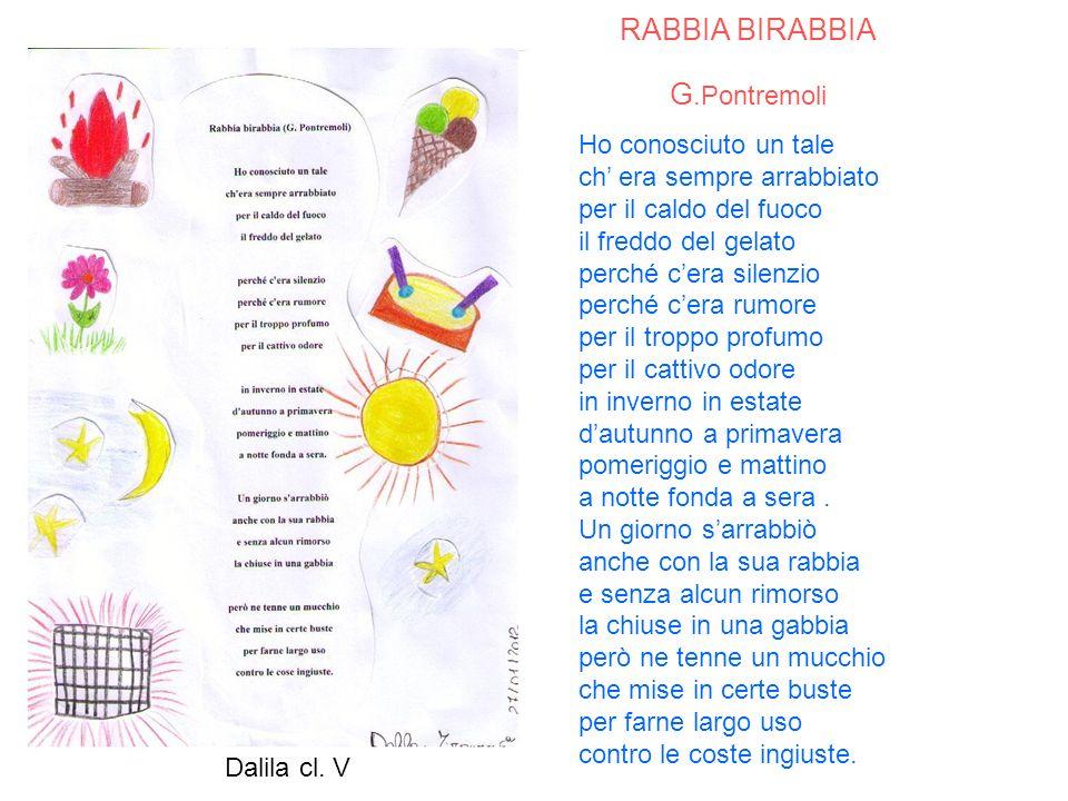 RABBIA BIRABBIA G.Pontremoli