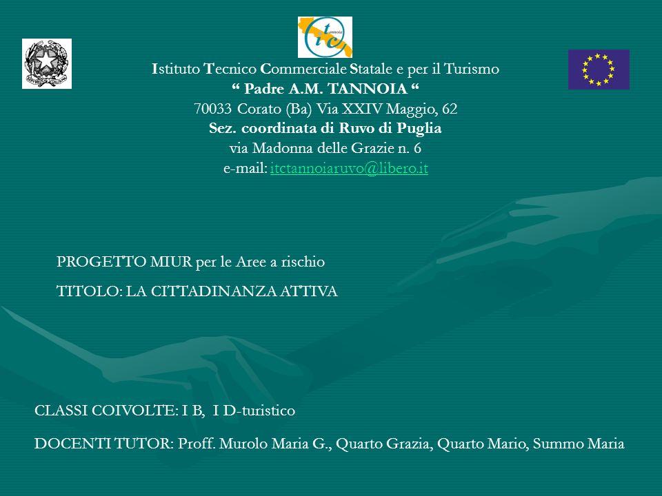Istituto Tecnico Commerciale Statale e per il Turismo