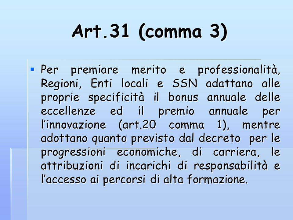 Art.31 (comma 3)