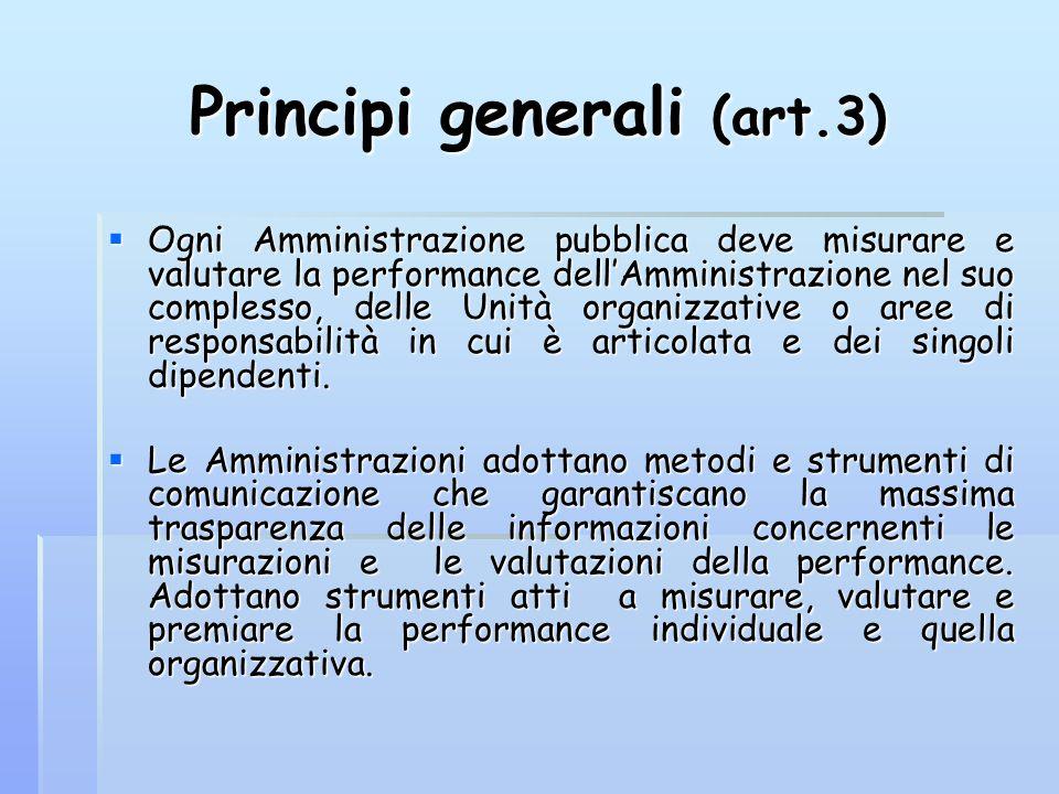Principi generali (art.3)