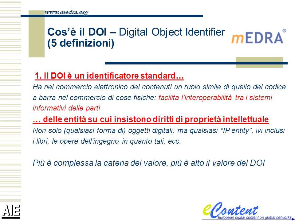 Cos'è il DOI – Digital Object Identifier (5 definizioni)