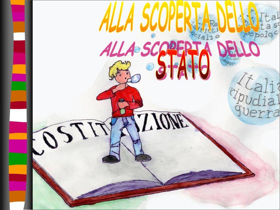 ALLA SCOPERTA DELLO STATO