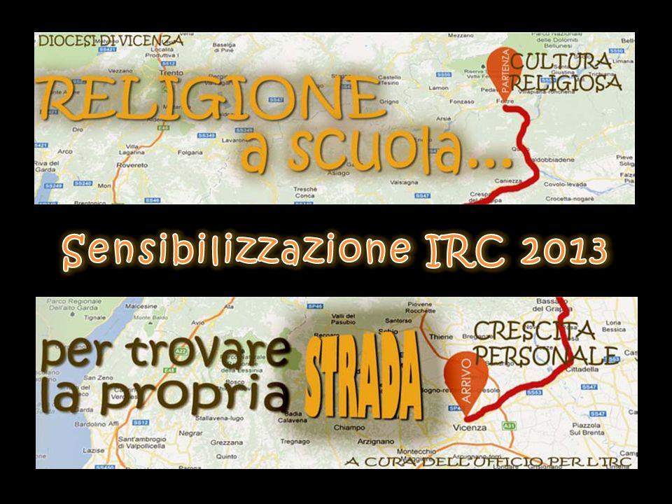 Sensibilizzazione IRC 2013