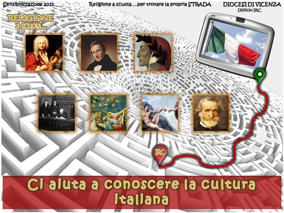 Ci aiuta a conoscere la cultura italiana