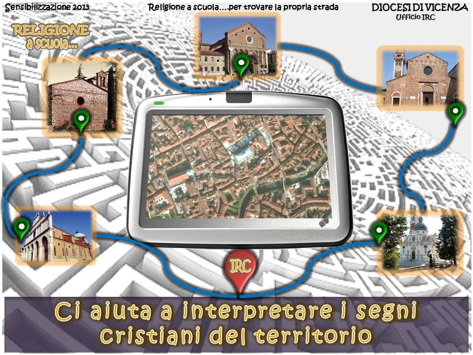 Ci aiuta a interpretare i segni cristiani del territorio