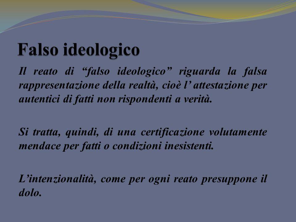 Falso ideologico