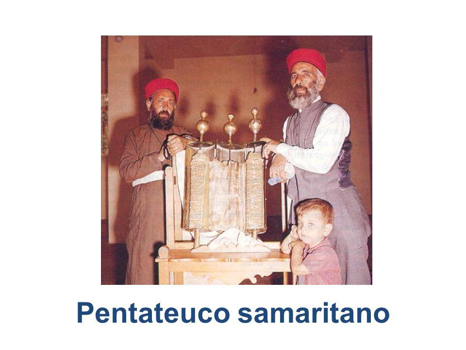 Pentateuco samaritano