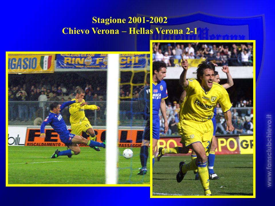 Chievo Verona – Hellas Verona 2-1
