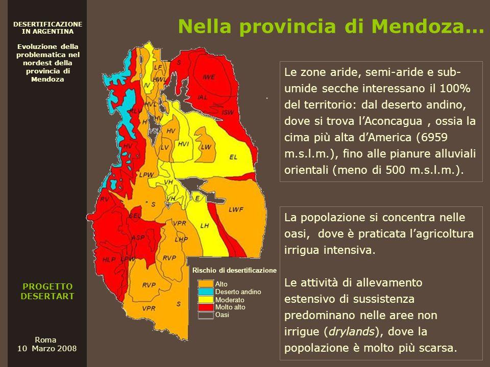 Nella provincia di Mendoza...