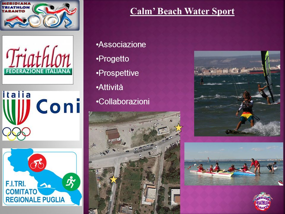 Calm' Beach Water Sport