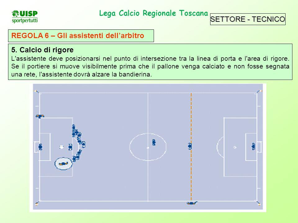 Lega Calcio Regionale Toscana