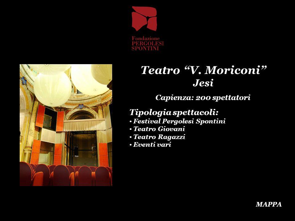 Teatro V. Moriconi Jesi