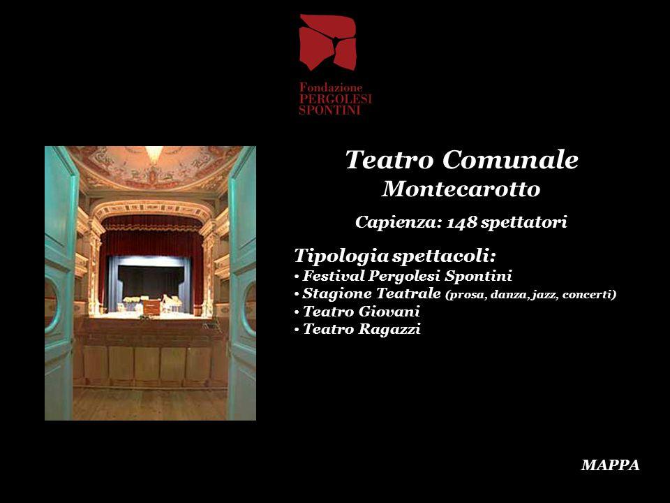 Teatro Comunale Montecarotto