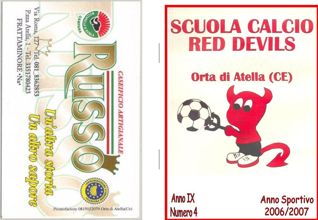 Anno IX Numero 4 Anno Sportivo 2006/2007