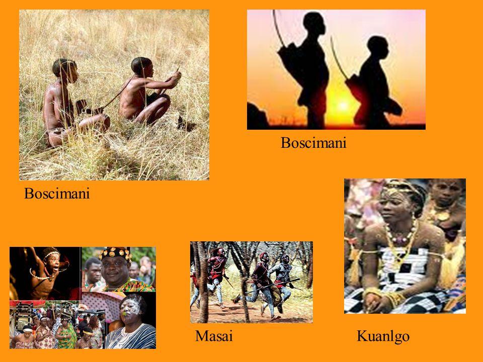 Boscimani Boscimani Masai Kuanlgo