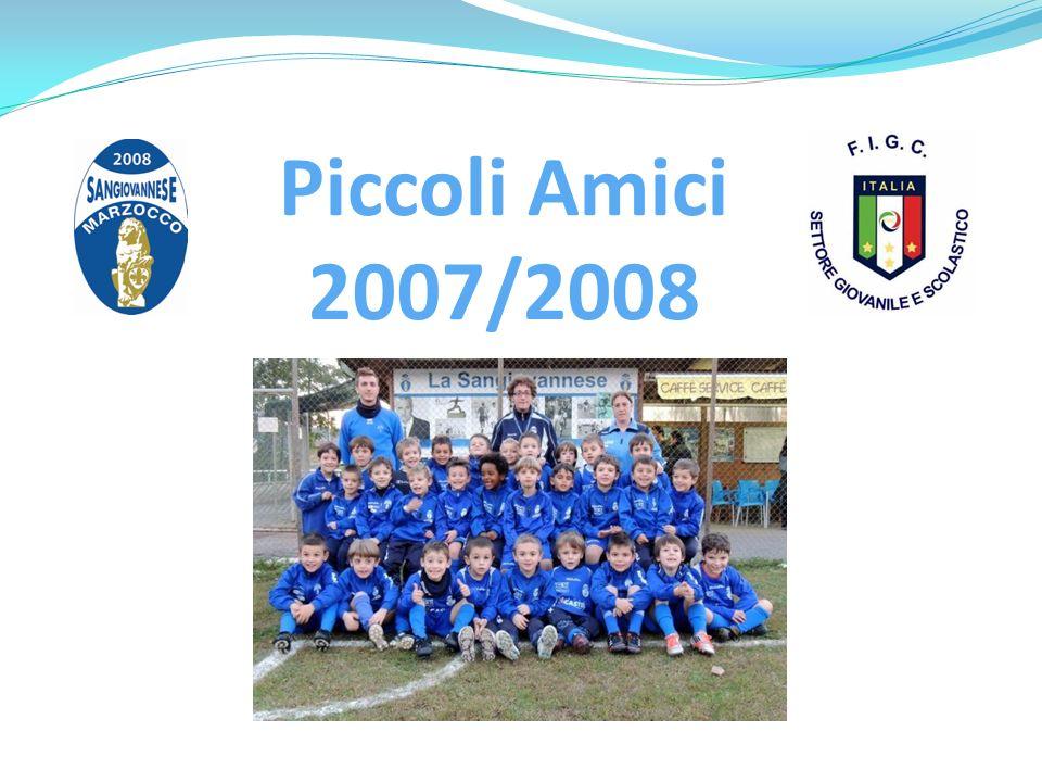 Piccoli Amici 2007/2008