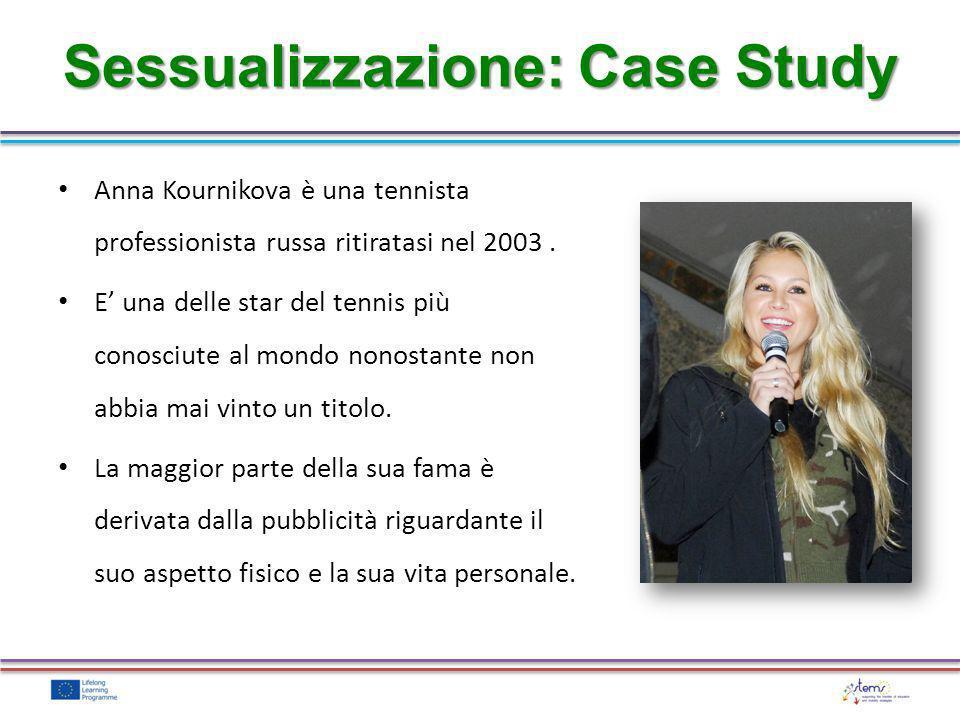 Sessualizzazione: Case Study