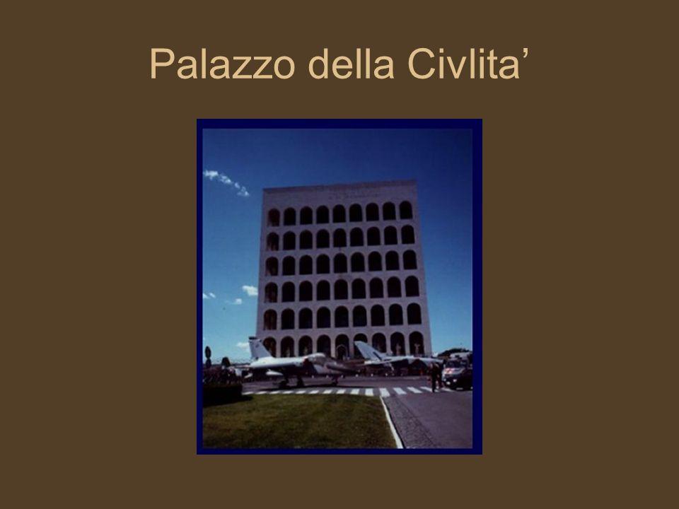 Palazzo della Civlita'