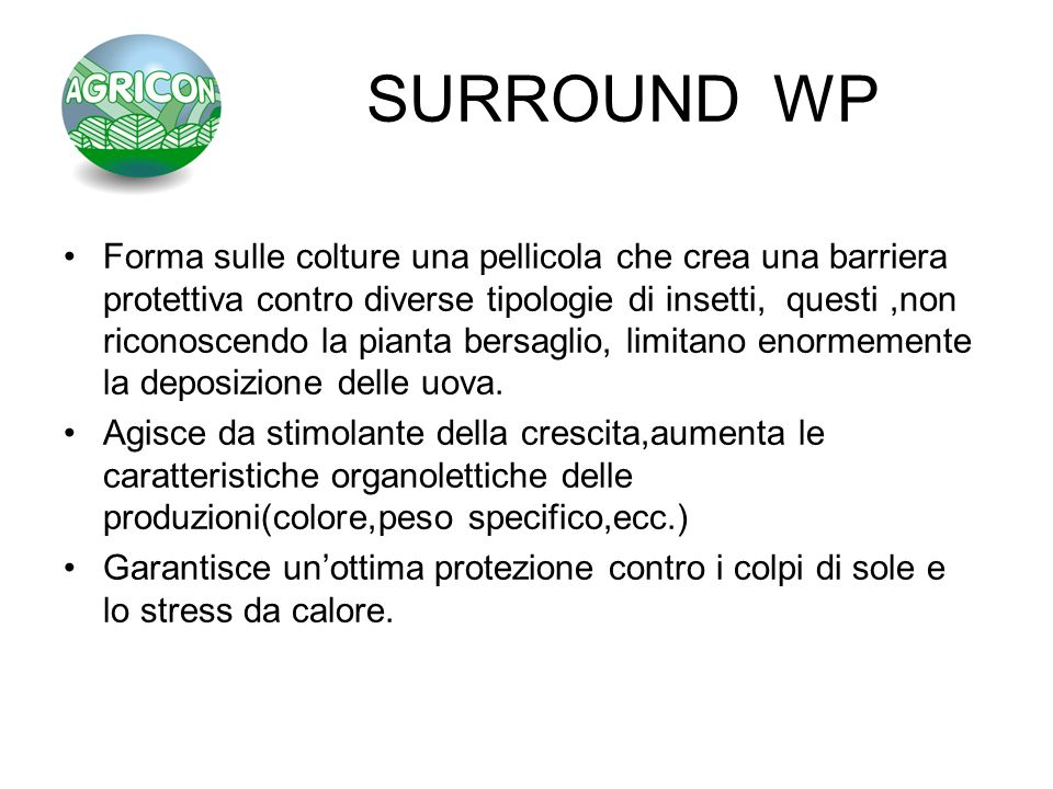 SURROUND WP